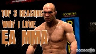 TOP 3 Reasons why i love EA MMA