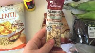 Healthy Australian Woolworths Grocery Haul