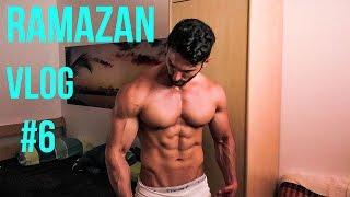 Evde Vücut Geliştirme / Evde Antrenman Mümkün mü ? - Beslenme - Ramazan VLOG #6 - Shredded Brothers