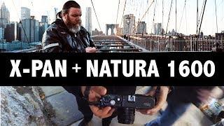 Hasselblad X-Pan + Fuji Natura 1600