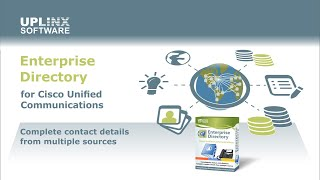 Enterprise Directory for Cisco phones