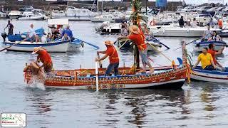 Aci Trezza (CT) 24 Giugno 2018 Tradizionale Pantomima Folkloristica: Il Pesce a Mare