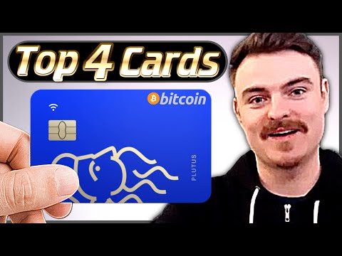 Best Crypto Debit/Credit Cards - (You NEED These 4 Cards!)