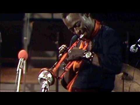 Miles Davis- July 25, 1969 Festival Mondial du Jazz d'Antibes, La Pinède, Juan-les-Pins