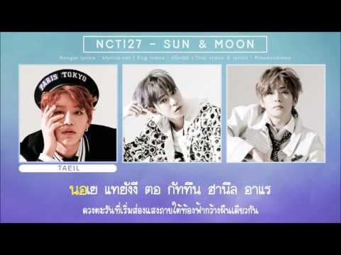 [Karaoke - Thaisub] NCT127 - sun & moon