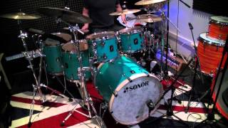Birch Infinite Sonor Test Recordeman Style