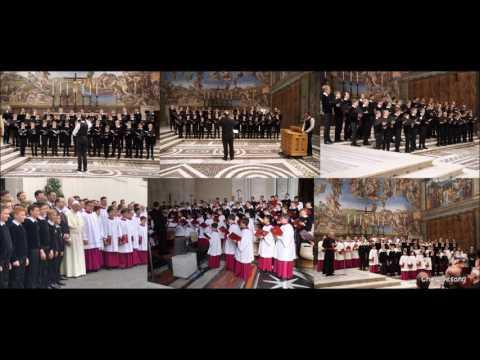 Der Tölzer Knabenchor zu Gast zum Reformationsjubiläum im Vatikan (BR Klassik 30.06.2017)