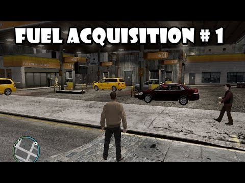 GTA IV - Business Mod : Fuel Acquisition # 1