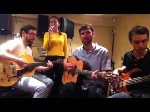 PRINCE ALI - jazz quartet - Hermès Swing