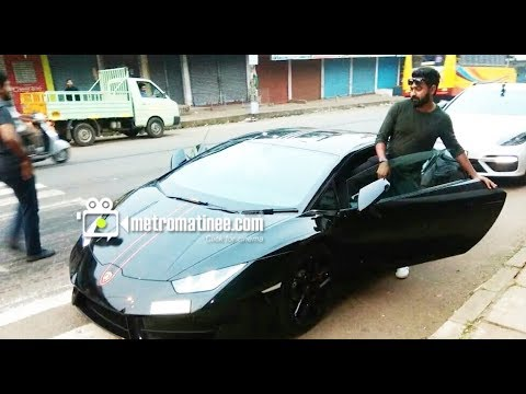 Asif Ali's New luxurious Car - ആസിഫ് അലിയുടെ പുതിയ ആഡംബര കാർ