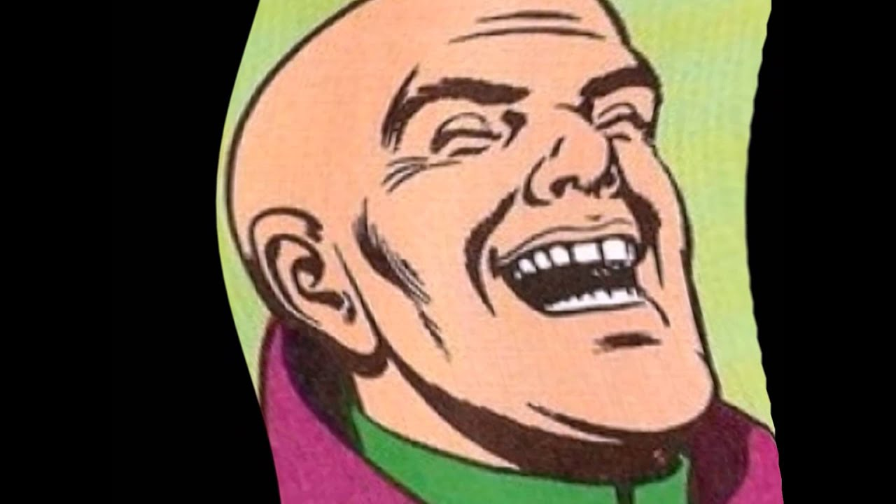 Lex Luthor Forty Cakes