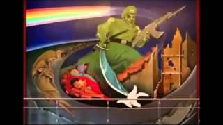 Illuminati Denver Airport Art Murals