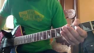 """Игра на гитаре. Урок 133. Мэйби нэкст тайм. Рубрика """"Играй не один""""."""