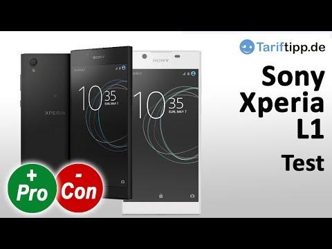 Sony Xperia L1 | Test deutsch