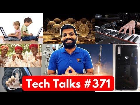 Tech Talks #371 - Xiaomi Electric Car, AR Stickers, Bitcoin Buyers, Mi Mix 3, Nokia 6 (2018)