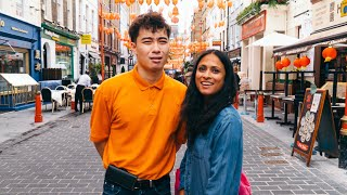 Uncle Roger Show Auntie Hersha Chinatown (Part 1) - ft. @Hersha Patel