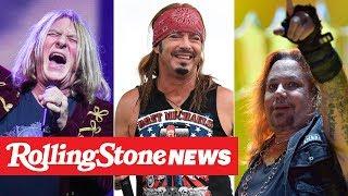 Mötley Crüe, Def Leppard, Poison Set 2020 Stadium Tour | RS News 11/19/19