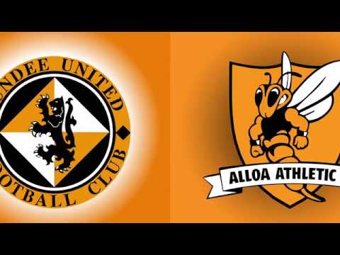 Dundee United vs Alloa | Championship | 20th November '18