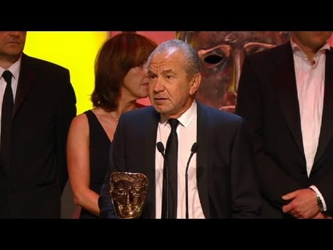 Lord Sugar's Speech: Young Apprentice BAFTA Win - The British Academy Television Awards 2012 - BBC
