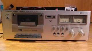 Hitachi D-230 Cassette Deck