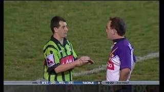 Danny Williams king hits Mark O39Neil - Wests Tigers vs Melbourne Storm 2004 - NRL