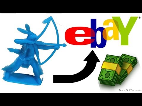 10 Small Toys That Sell On Ebay 2019   Small Items To Flip On Ebay To Make Money From Garage Sales