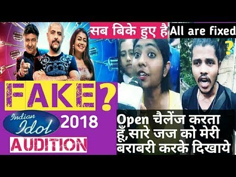 Indian Idol AUDITIONS Ka Kala SACH