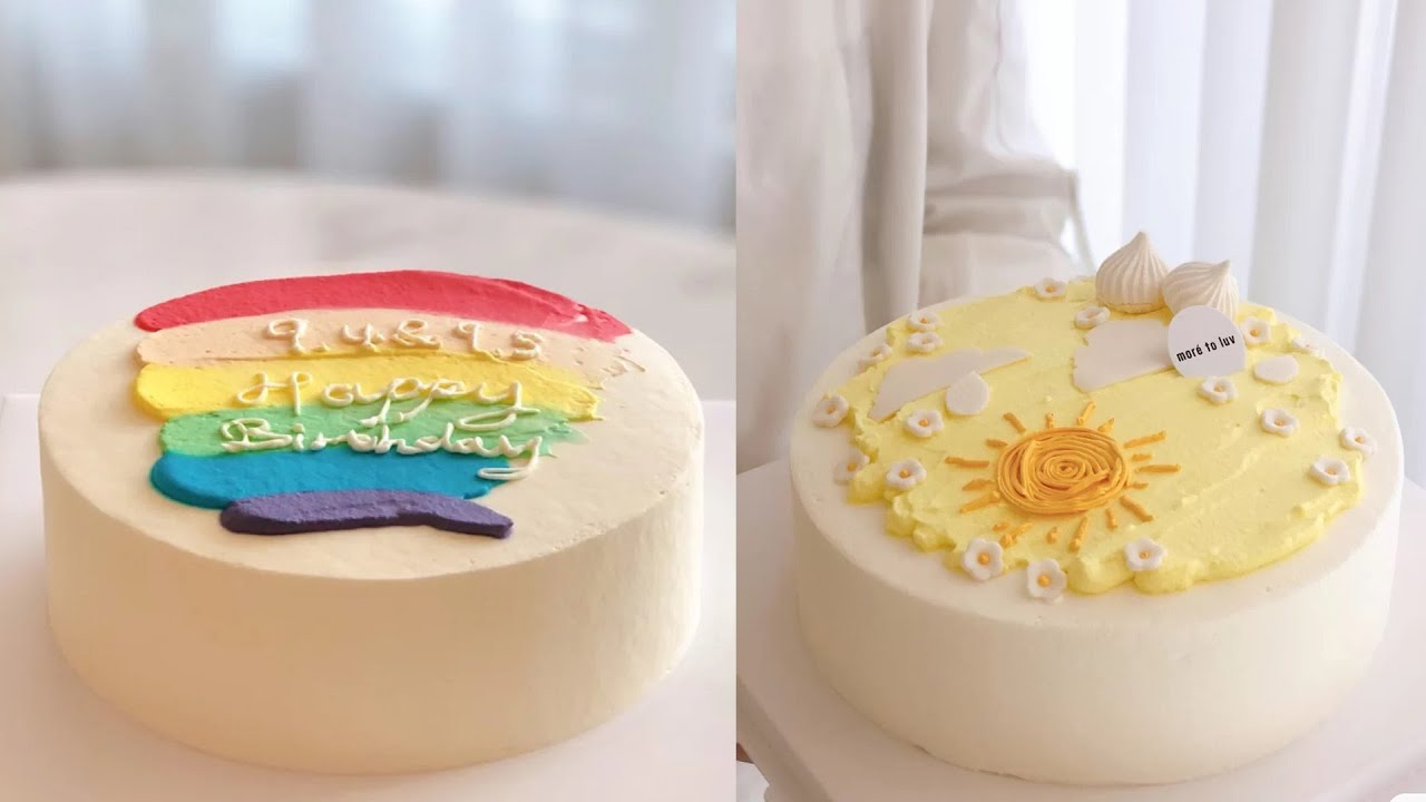 Giant Cake Decorating 694 #shorts