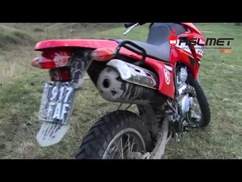 Yamaha XTZ 250 Lander - Test Ride