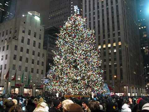 Nyc Christmas Tree