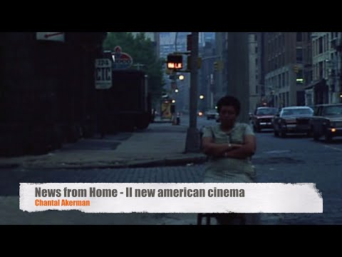 News from Home - Chantal Akerman