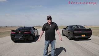 !! NEW SPRINT VIDEO Camaro ZL1 800HP SRT 820HP Video Must Watch !! vs Dodge Challenger
