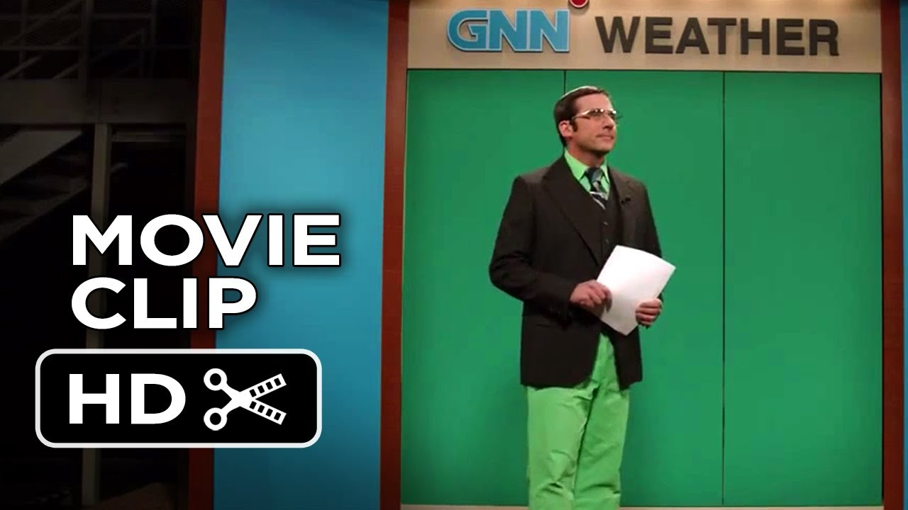 anchorman 2 the legend continues movie clip green
