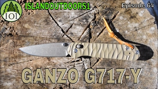 GANZO G717-Y, A Real Monster - Episode 64