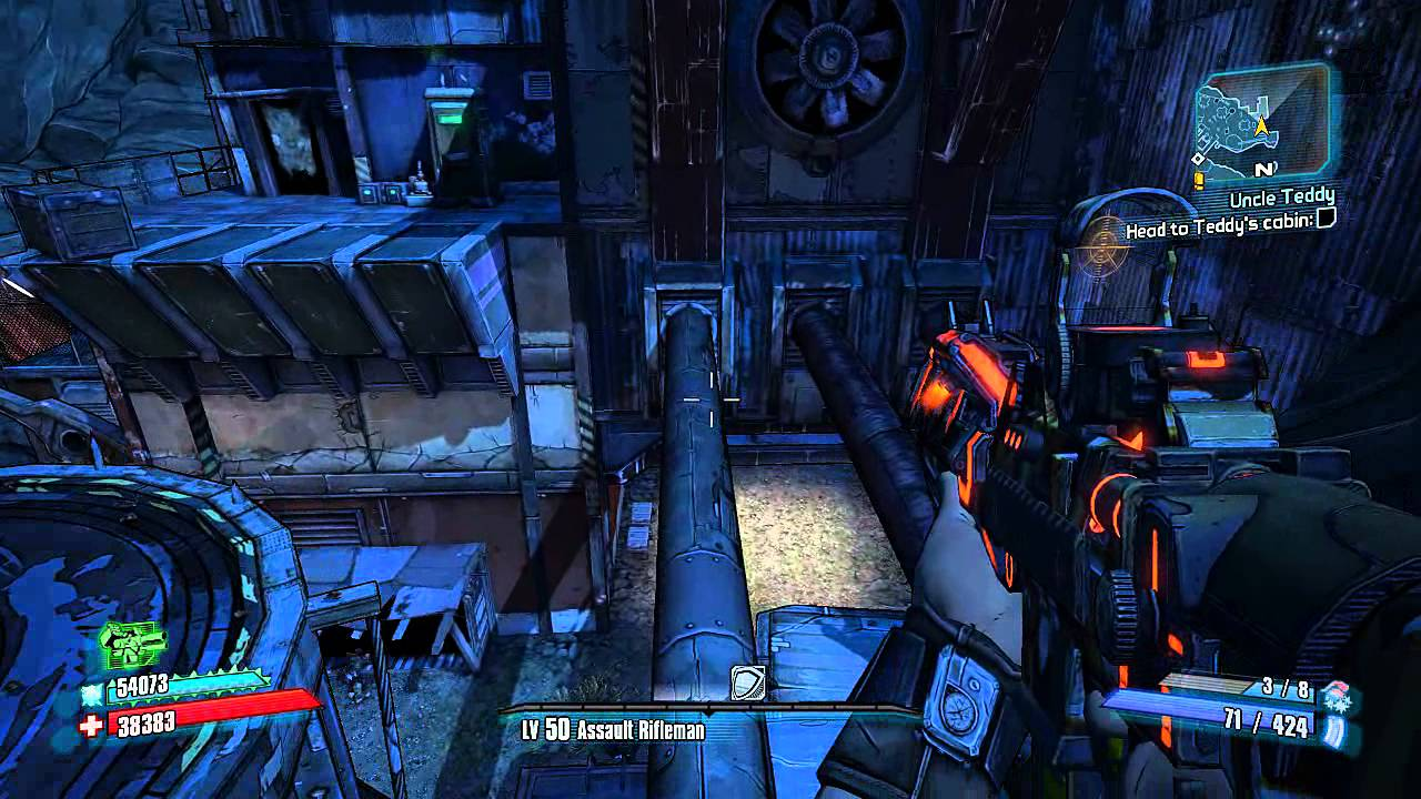 maxresdefault borderlands 2 sawtooth cauldron bandit chest youtube  at mifinder.co
