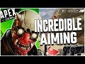 INCREDIBLE Aiming on Apex!! 18 Kill Octane Game (PS4)