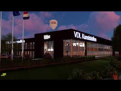 2016 002 Franken Architectuur BV - Nieuwbouw VDL Kunststoffen te Nederweert