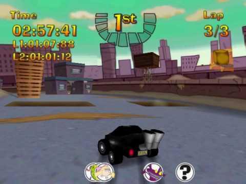 Nicktoons Racing Third Cup - Part 1