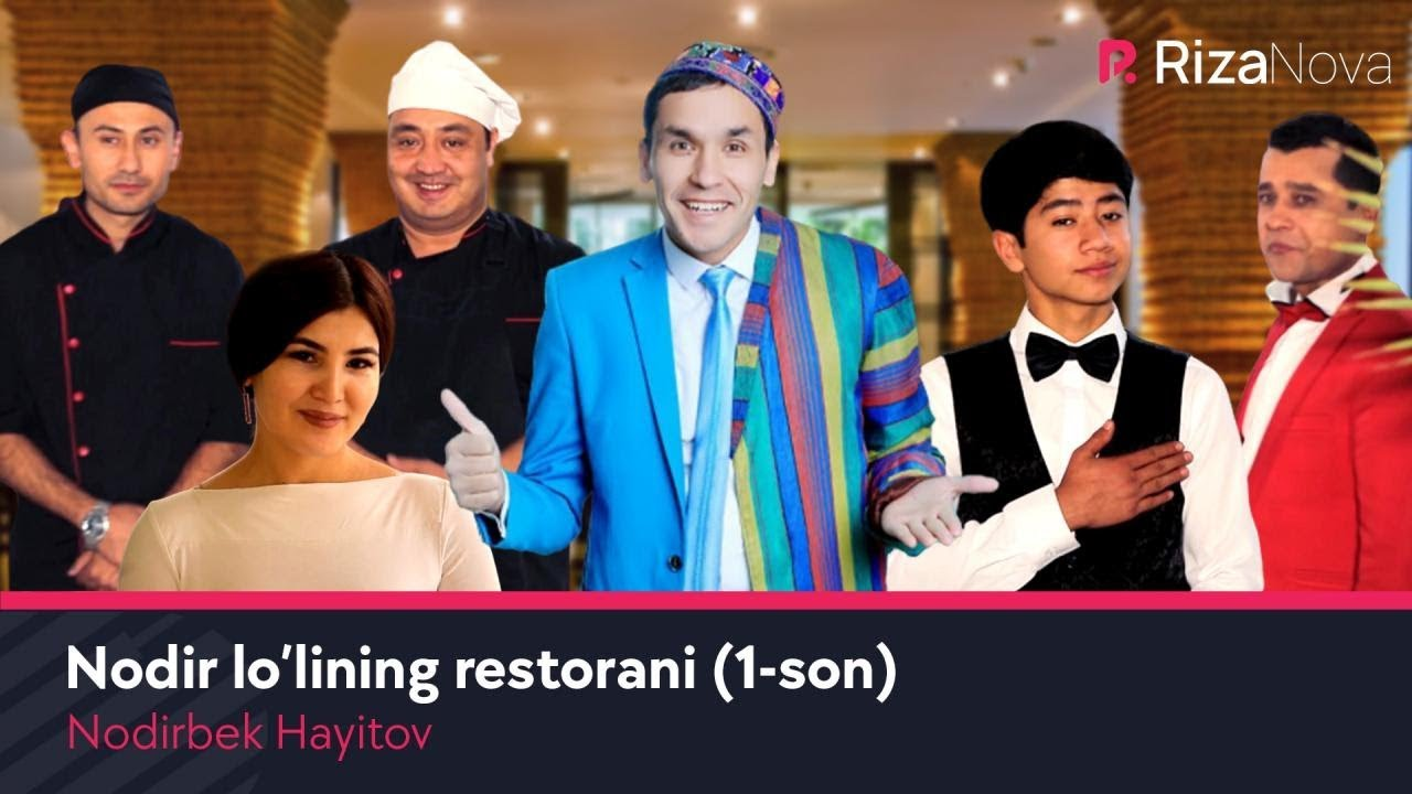 Nodirbek Hayitov - Nodir lo'lining restorani (1-son) #UydaQoling