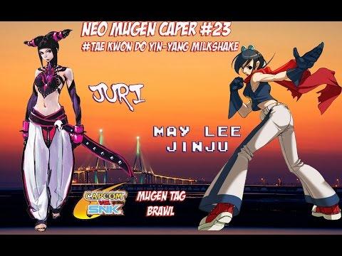 Neo Mugen Caper #23: Juri and May Lee