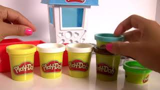 Play-Doh Popcorn Party toys review