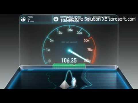 internet speed tesr