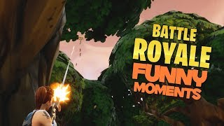 Don't Build Like That! - Fortnite Battle Royale Funny Moments