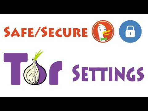 Tor Setup Secure/Safe Settings (Become 100% Anonymous!)