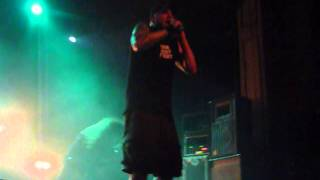 """All That Remains """"Down Through The Ages""""  Trocadero, Philadelphia, PA 5/31/13 live concert"""