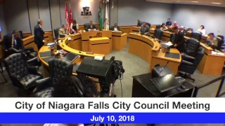 July 10, 2018 City Council Meeting