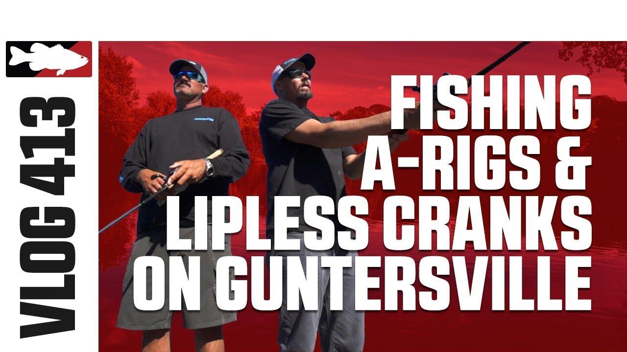 Jared Lintner and Alex Davis on Guntersville Pt. 5 - TW VLOG #413