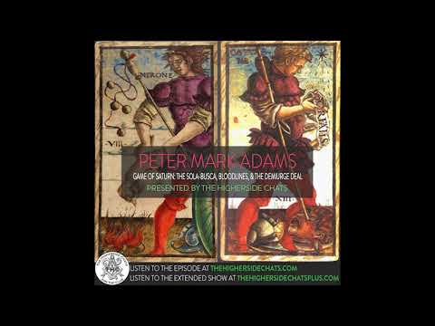 Peter Mark Adams | Game of Saturn: The Sola-Busca Tarot, Bloodlines, & The Demiurge Deal