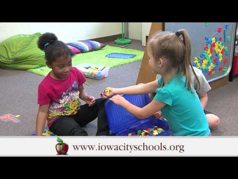 Iowa City Community School District 2017 Kindergarten Round-Up