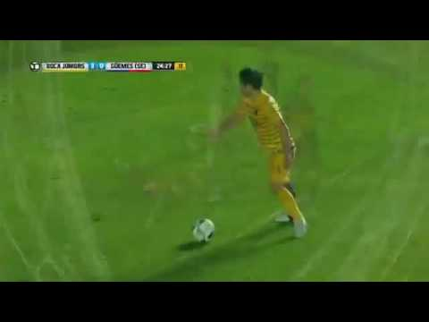 Boca 3 - Güemes (SE) 0 Gol Insaurralde / 32avos de final Copa Argentina 2016